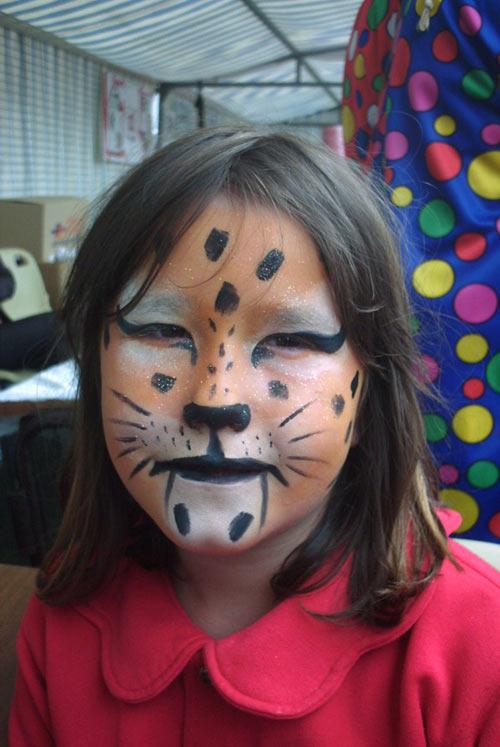 Maquillage d 39 enfants grimage d 39 enfants - Maquillage chat enfant ...